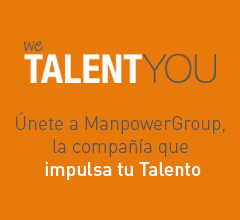 We talent you